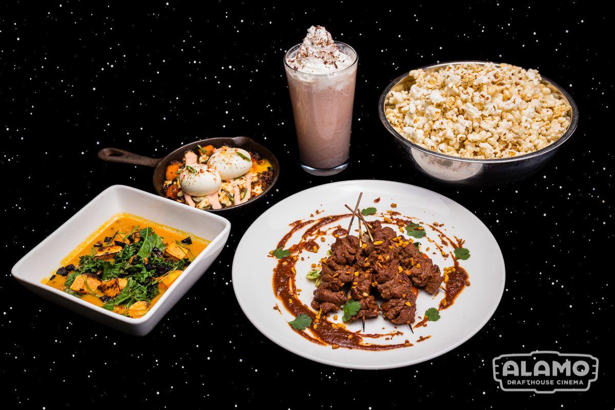 Cinema Planet  Food Menu
