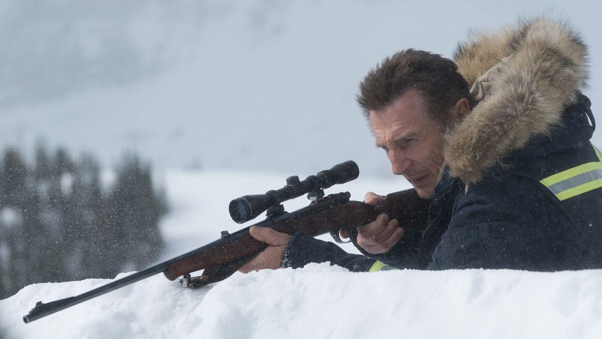 Liam Neeson as Nels Coxman in Cold Pursuit