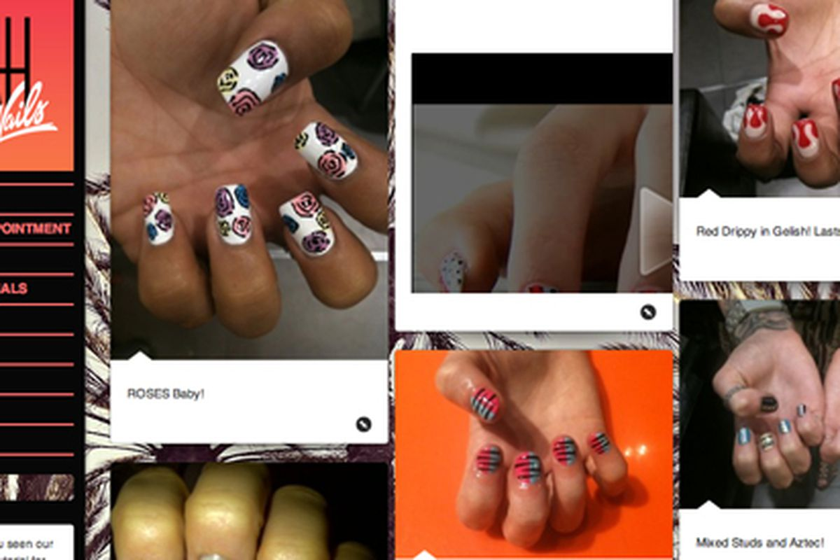 Spoiler alert! It's our number four nail blog. Read on for the rest of our top ten.