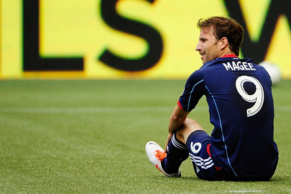 A lot changed in Chicago, but Mike Magee still needs help.