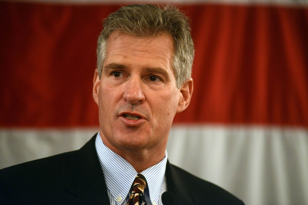 Scott Brown has a health-care plan that you're going to love.