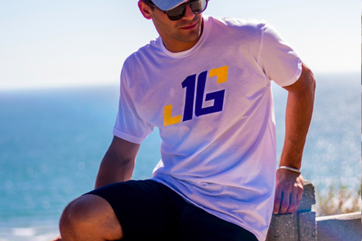 big sale 665c5 e0217 LA Rams QB Jared Goff releases his JG16 clothing line - Turf ...