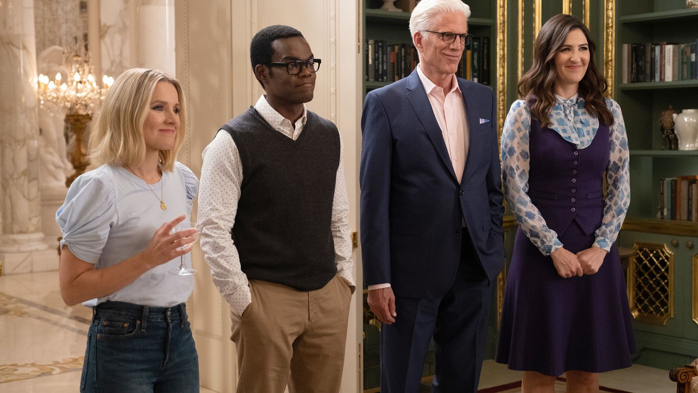The Good Place finale: The good, the bad, and the weird - Vox