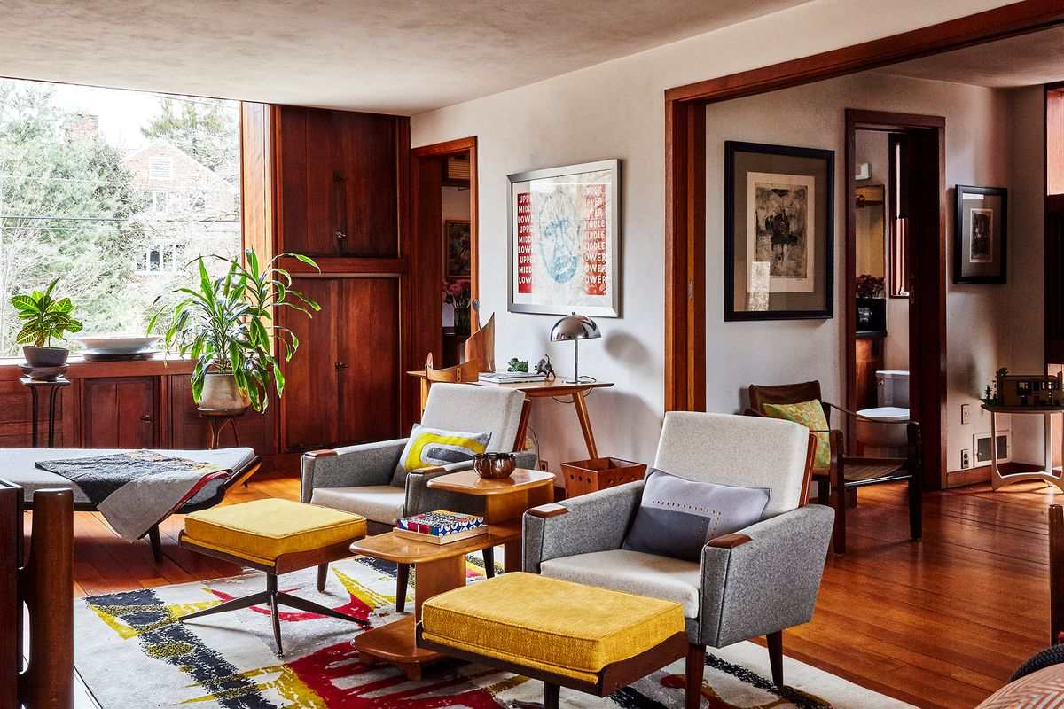 A Tour Of Louis Kahn S Esherick House Curbed Philly