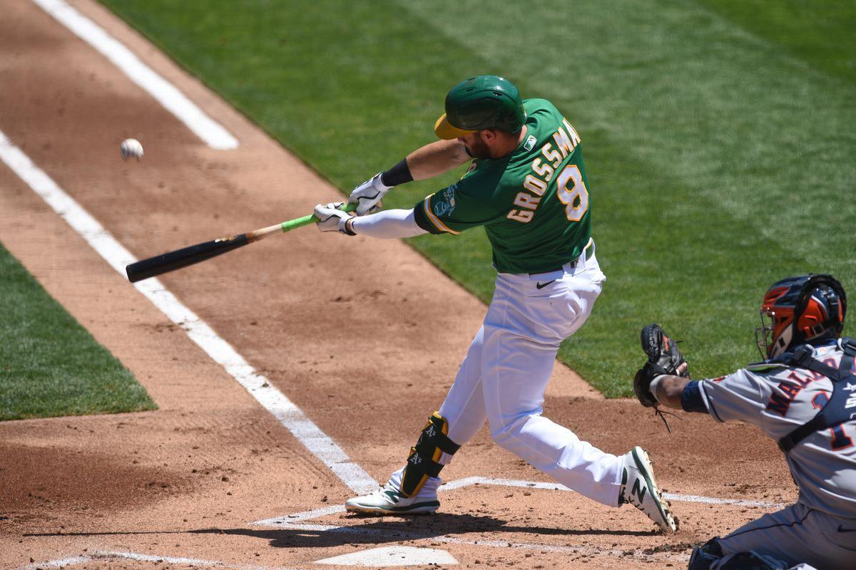 MLB: AUG 09 Astros at Athletics