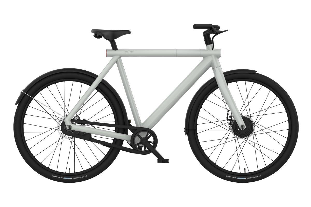 VanMoof\'s new theft-defying Electrified bikes are serious, fun - The ...
