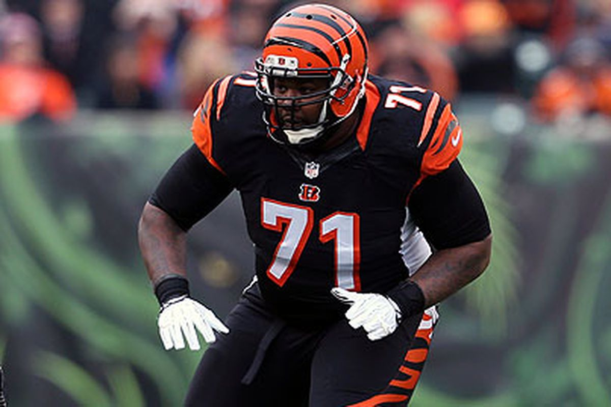 Vikings new Tackle Andre Smith