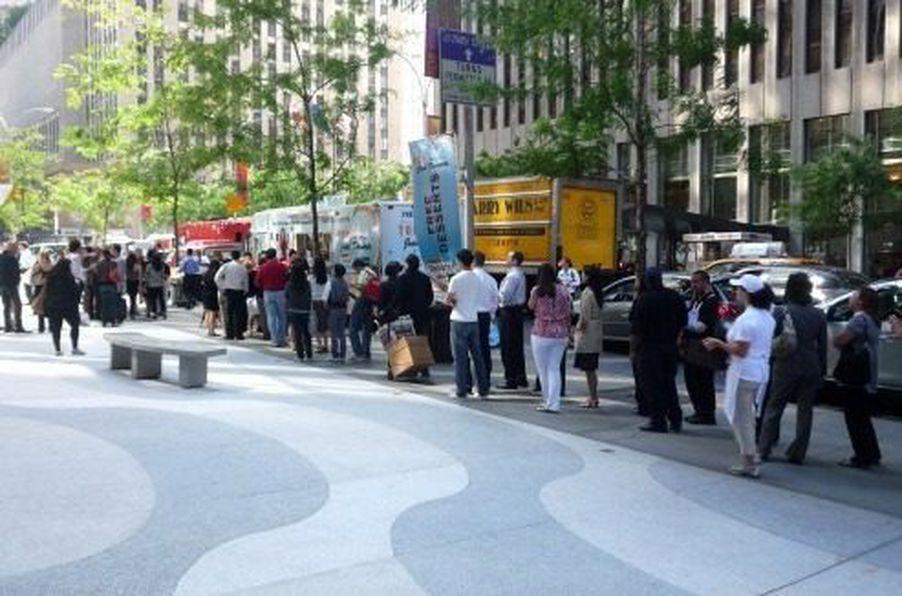 Soho Food Truck Menu Chicago