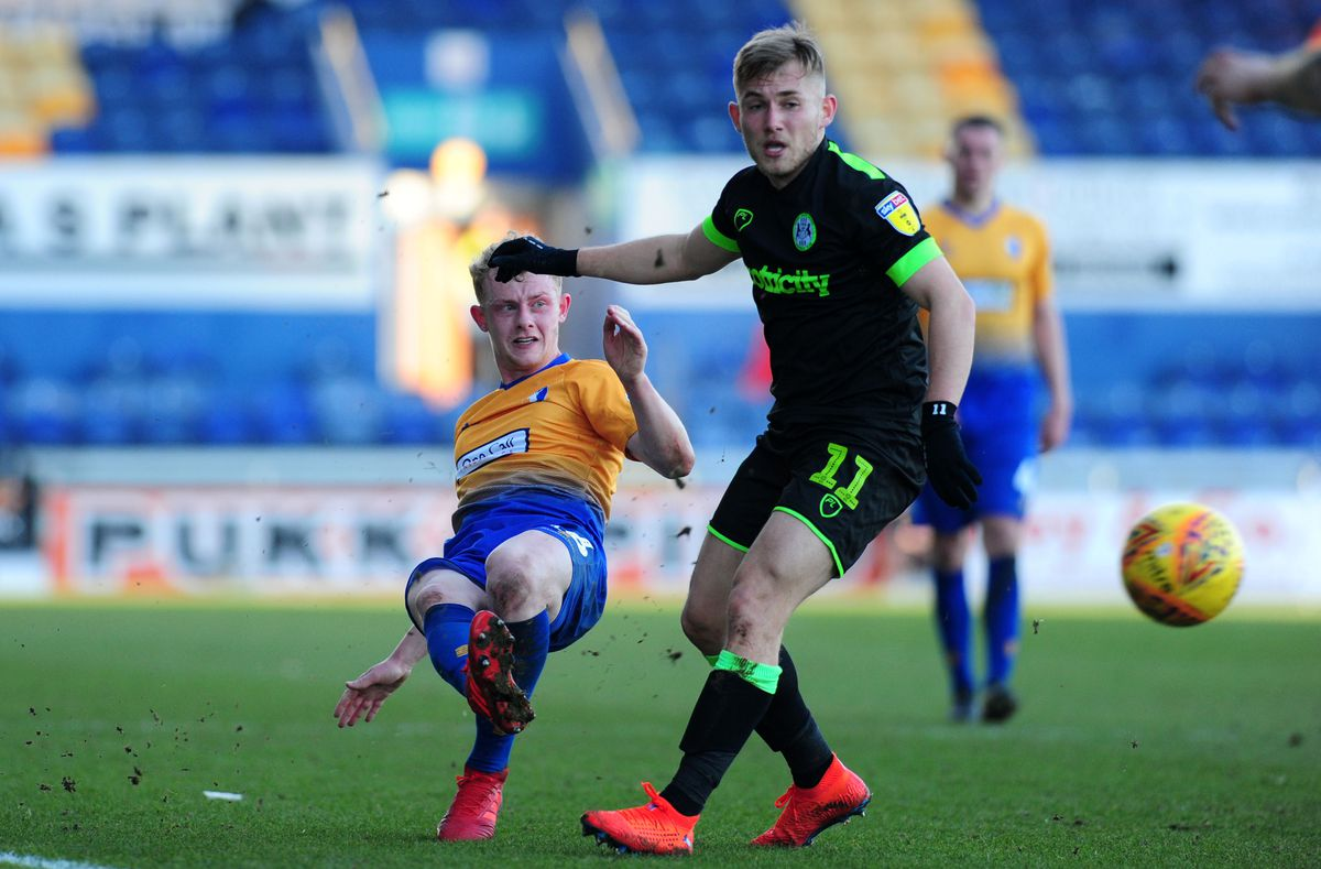 Mansfield Town v Forest Green Rovers - Sky Bet League Two - One Call Stadium