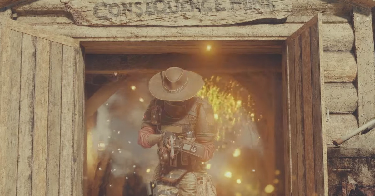 Rainbow Six Siege heads to the Old West in new event
