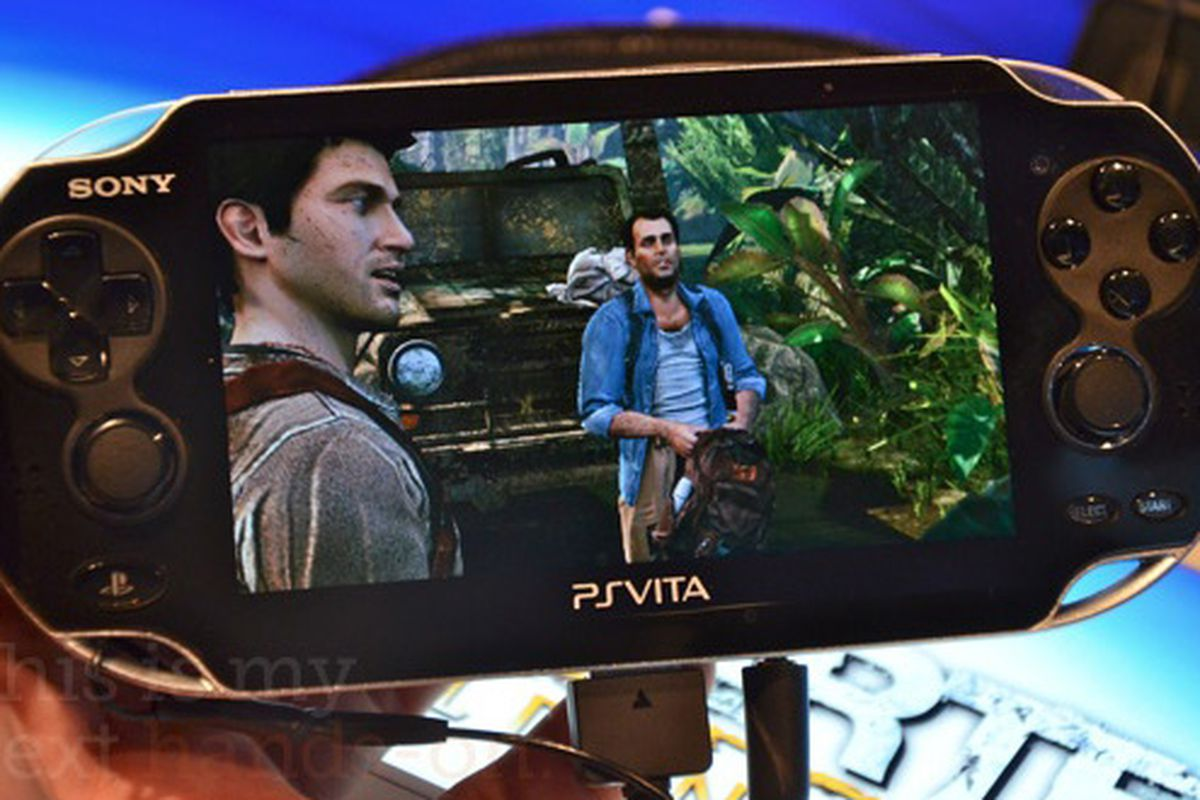 A Game That Starts With A Ps3 : Playstation vita won t let you start certain games without