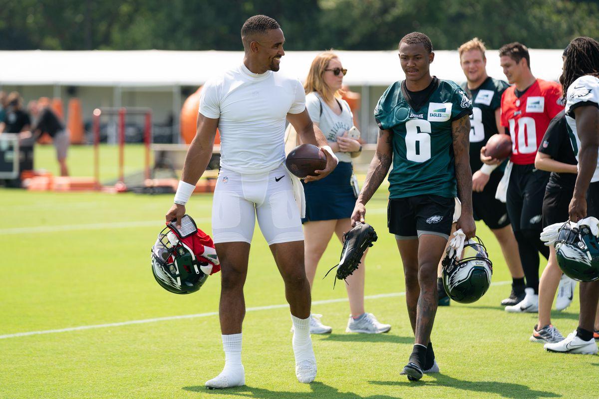NFL: Philadelphia Training Camp