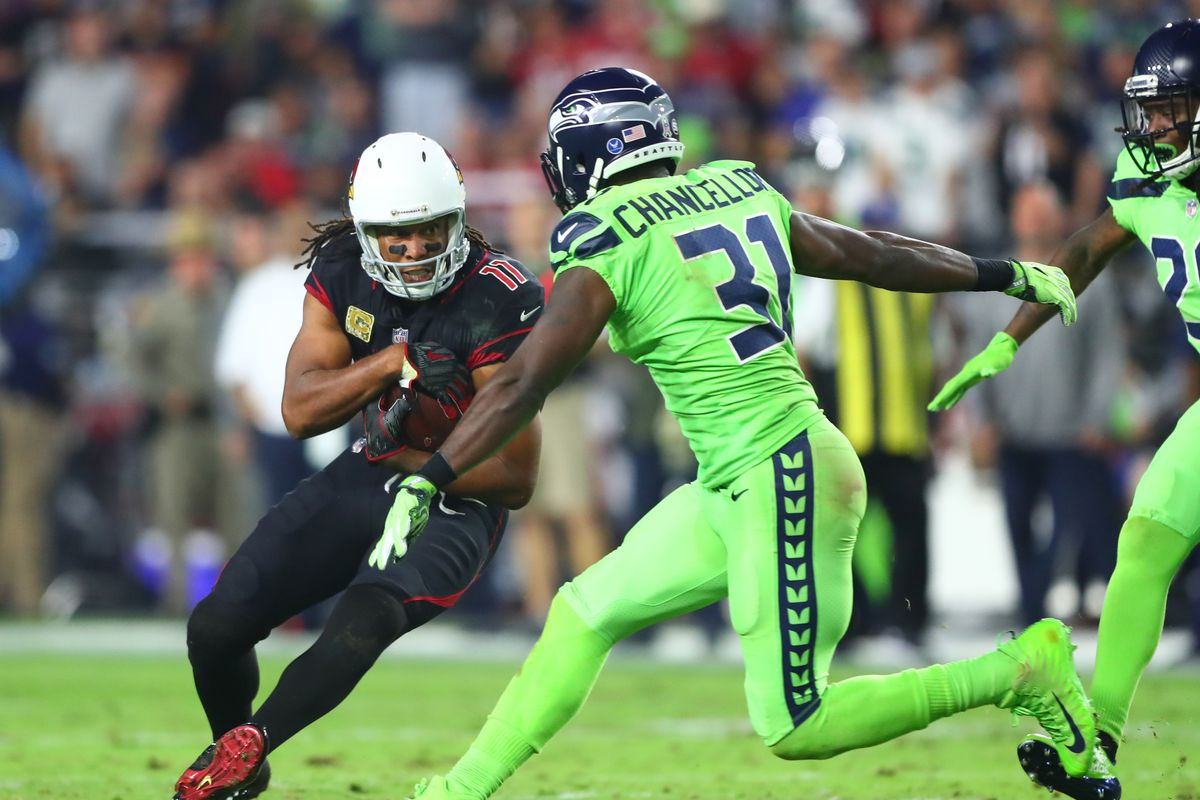Room Kam Chancellor will be missed if he can t play vs