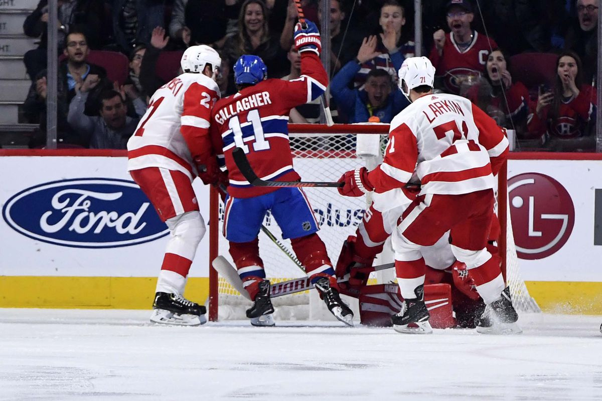 Canadiens vs. Red Wings: Start time, Tale of the Tape, and how to watch