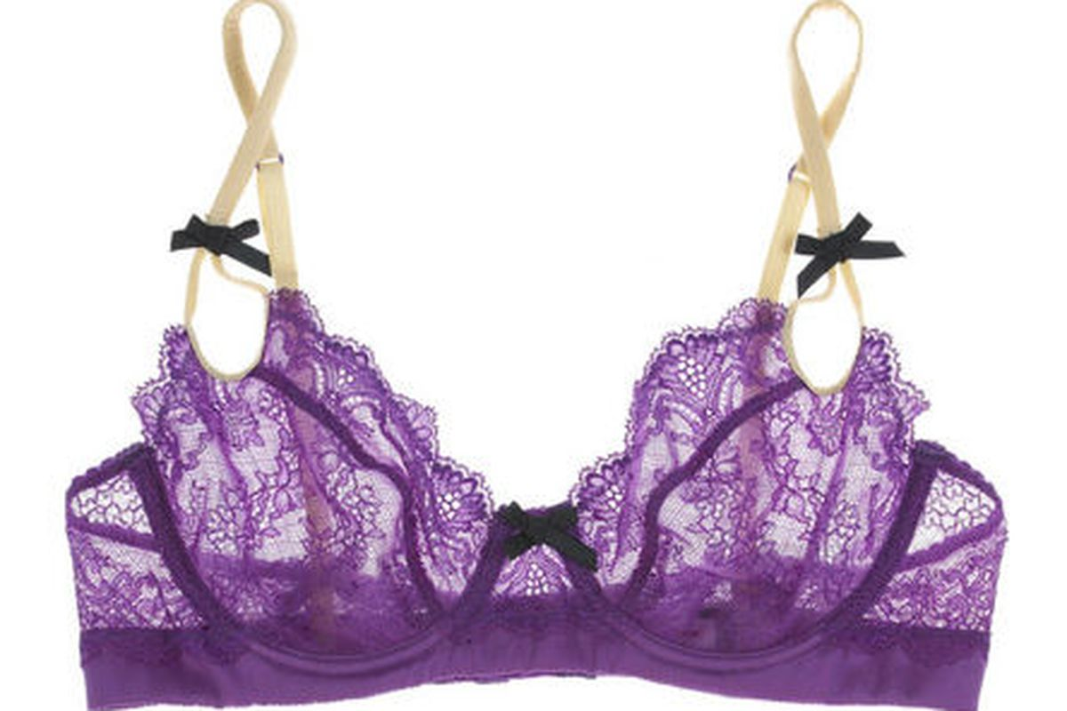 """A bra from <a href=""""http://www.ellemacphersonintimates.com/"""">Elle Macpherson Intimates</a>"""