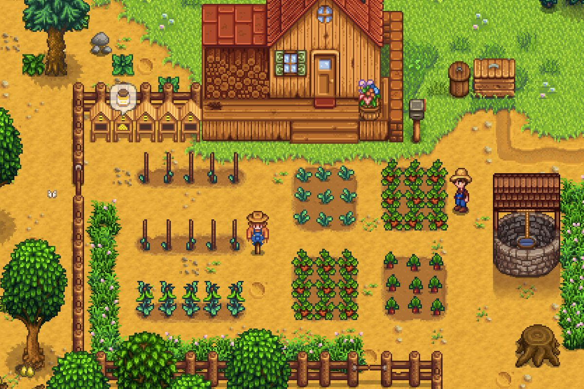 The Joy And Pain Of Starting Over In Stardew Valley Polygon