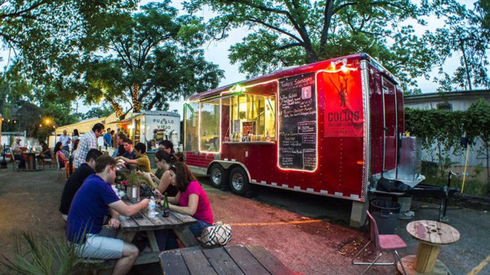 Austin's Most Underrated Food Trucks, Mapped