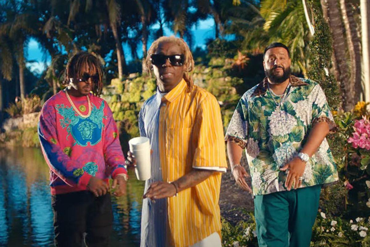 Jeremih, Lil Wayne, and DJ Khaled