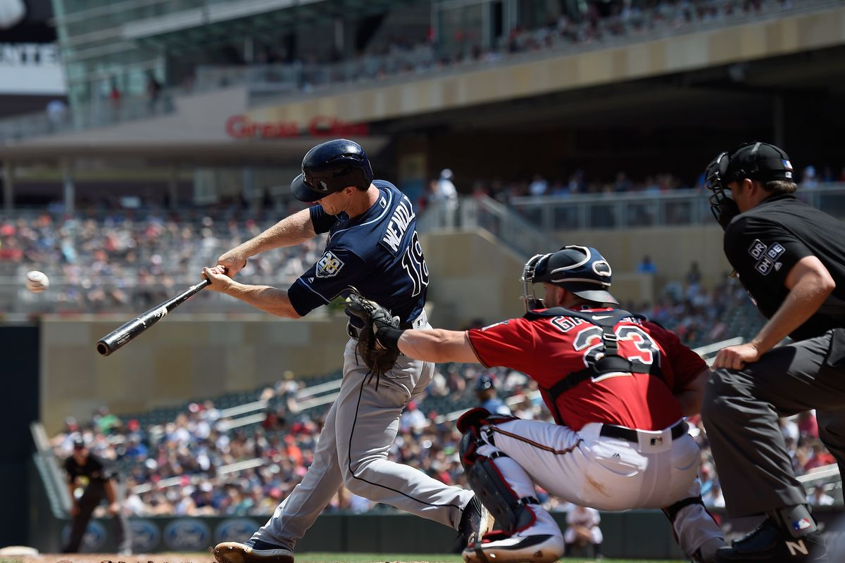 Tampa Bay Rays v Minnesota Twins