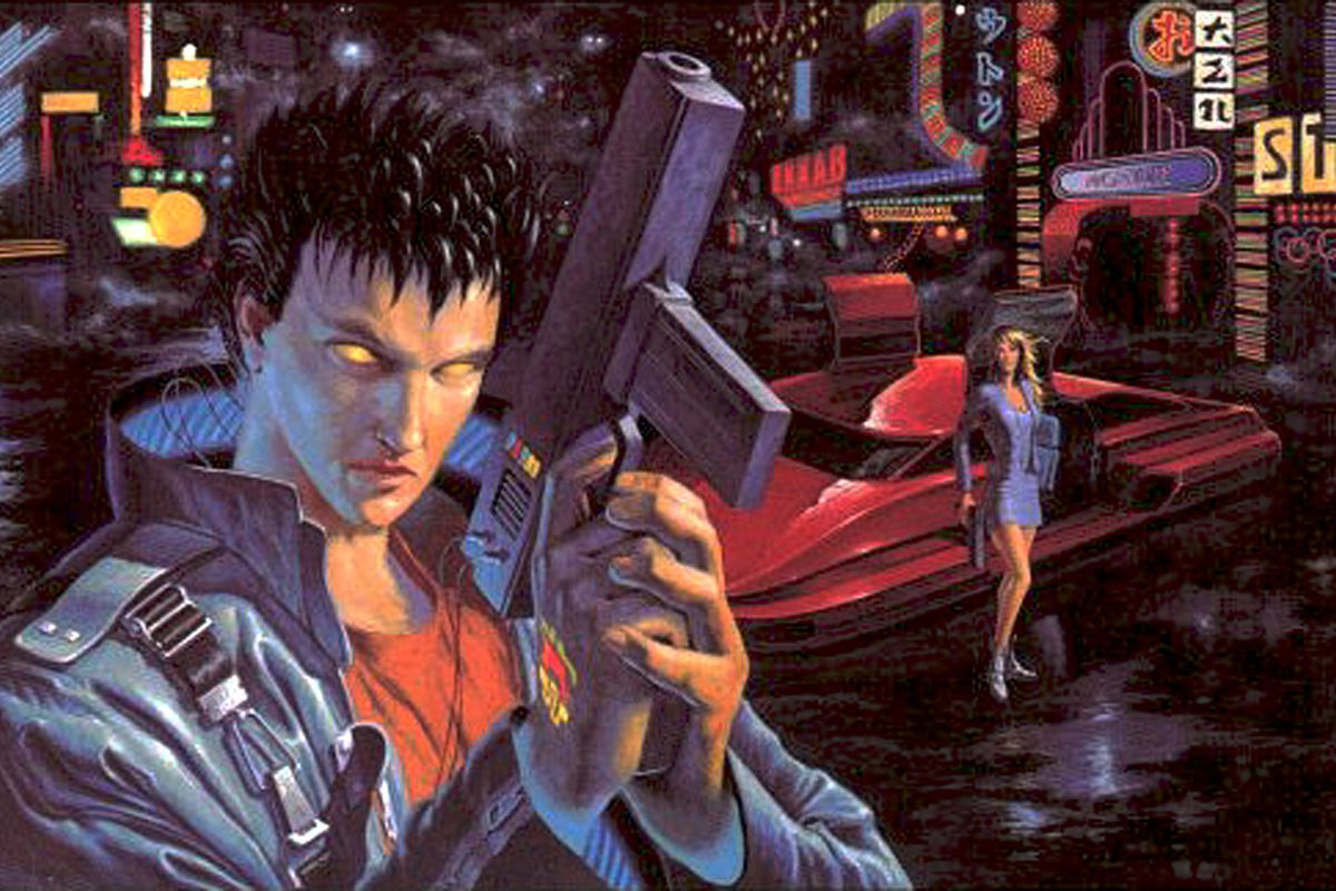 Image result for cyberpunk 2020 cover