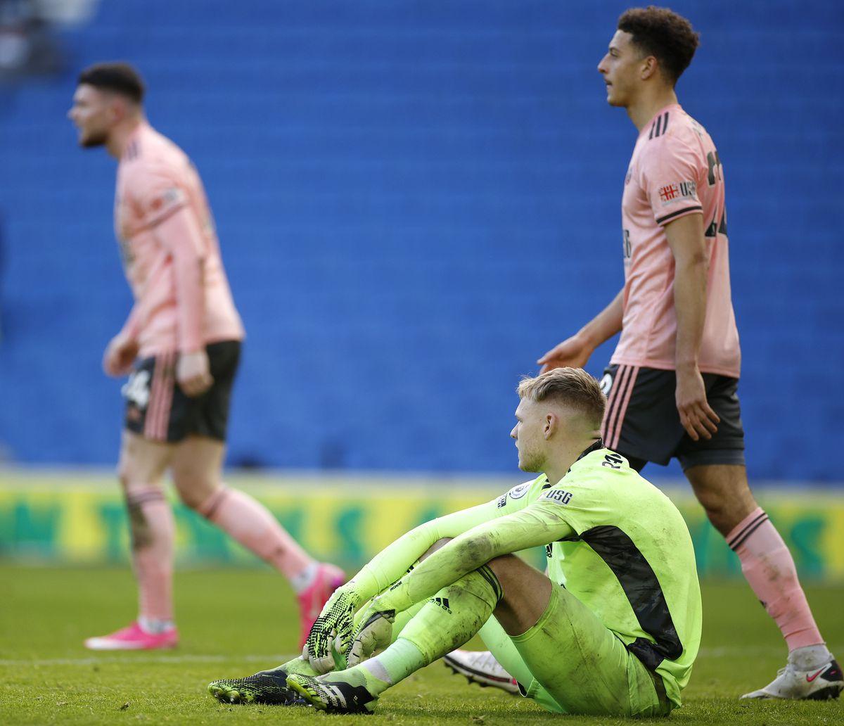 Brighton & Hove Albion v Sheffield United - Premier League
