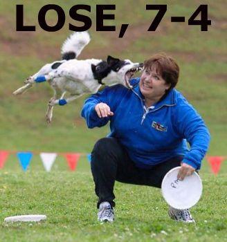 LOSE, 7-4