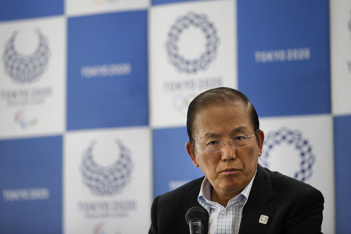 Toshiro Muto, CEO of the 2020 Tokyo Olympics organizing committee, acknowledged he can't guarantee the games can go forward next year.