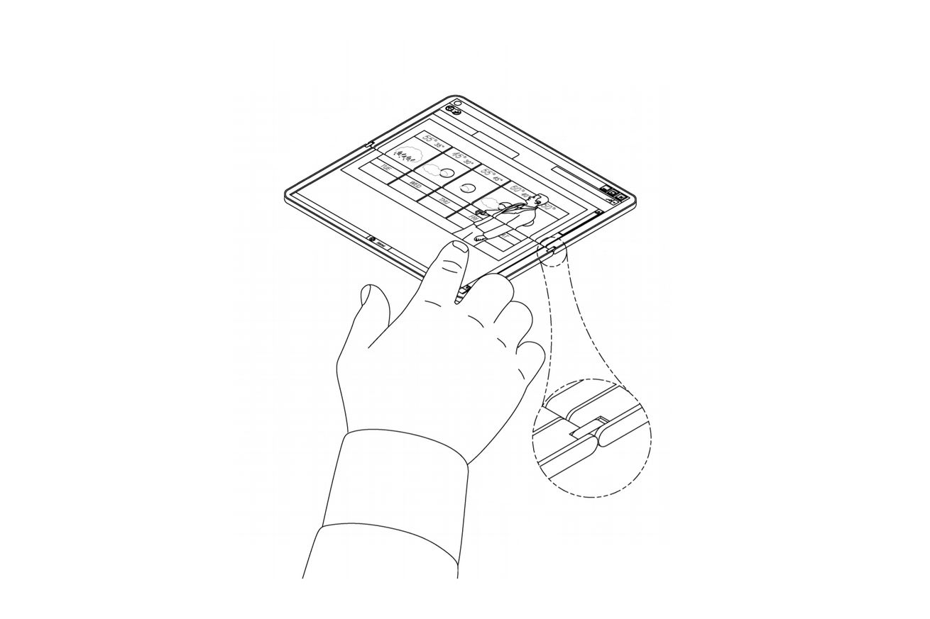 this might be microsoft s secret surface notepad