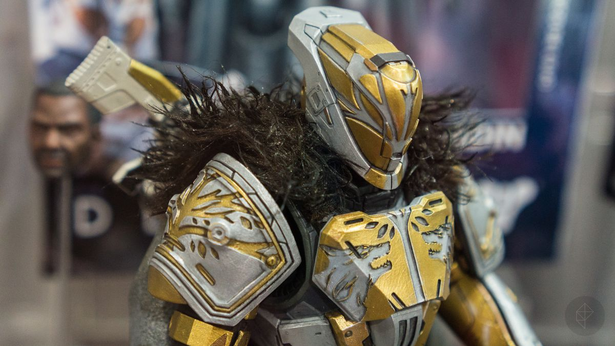 Destiny McFarlane Toys figures - Lord Saladin