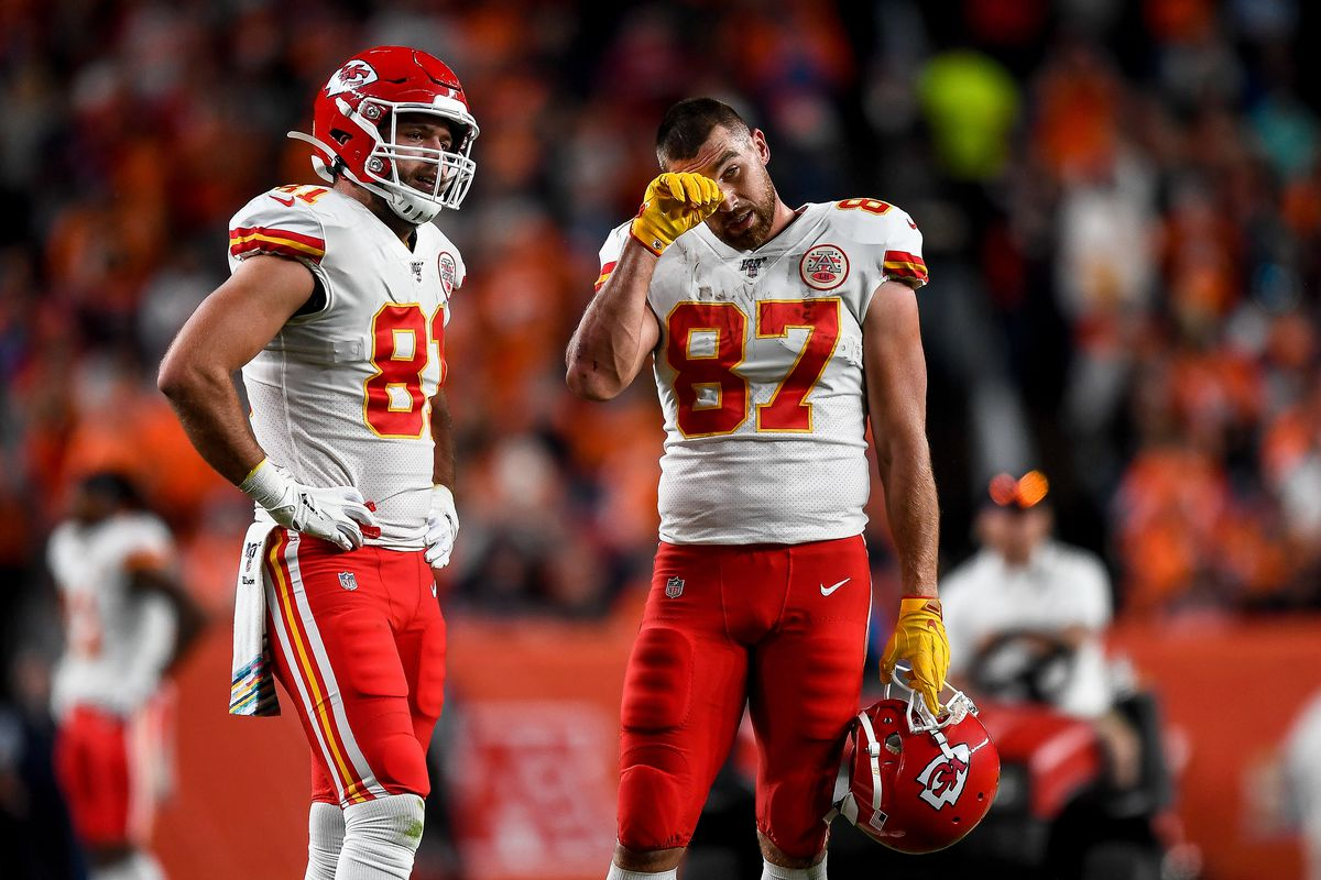 Chiefs sound like they're taking Patrick Mahomes injury in stride
