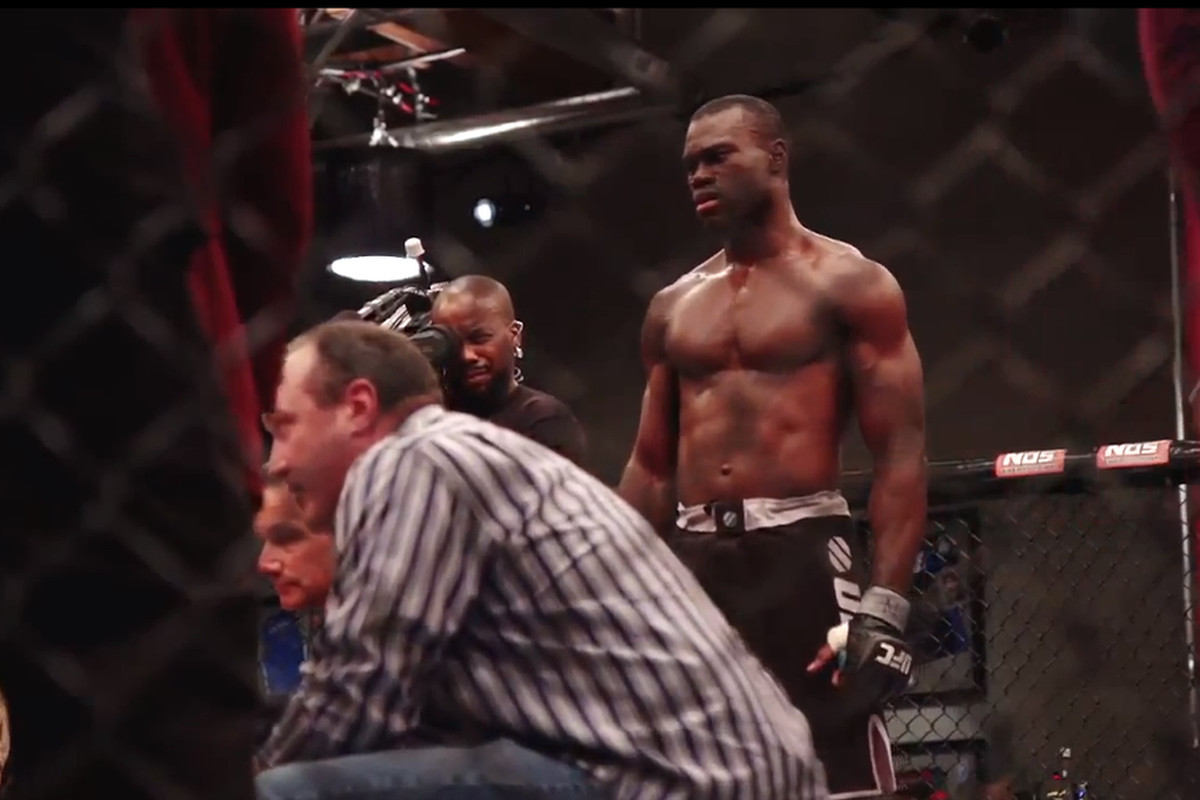 Morning Report Uriah Hall Knocks Out Adam Cella In One Of The Most