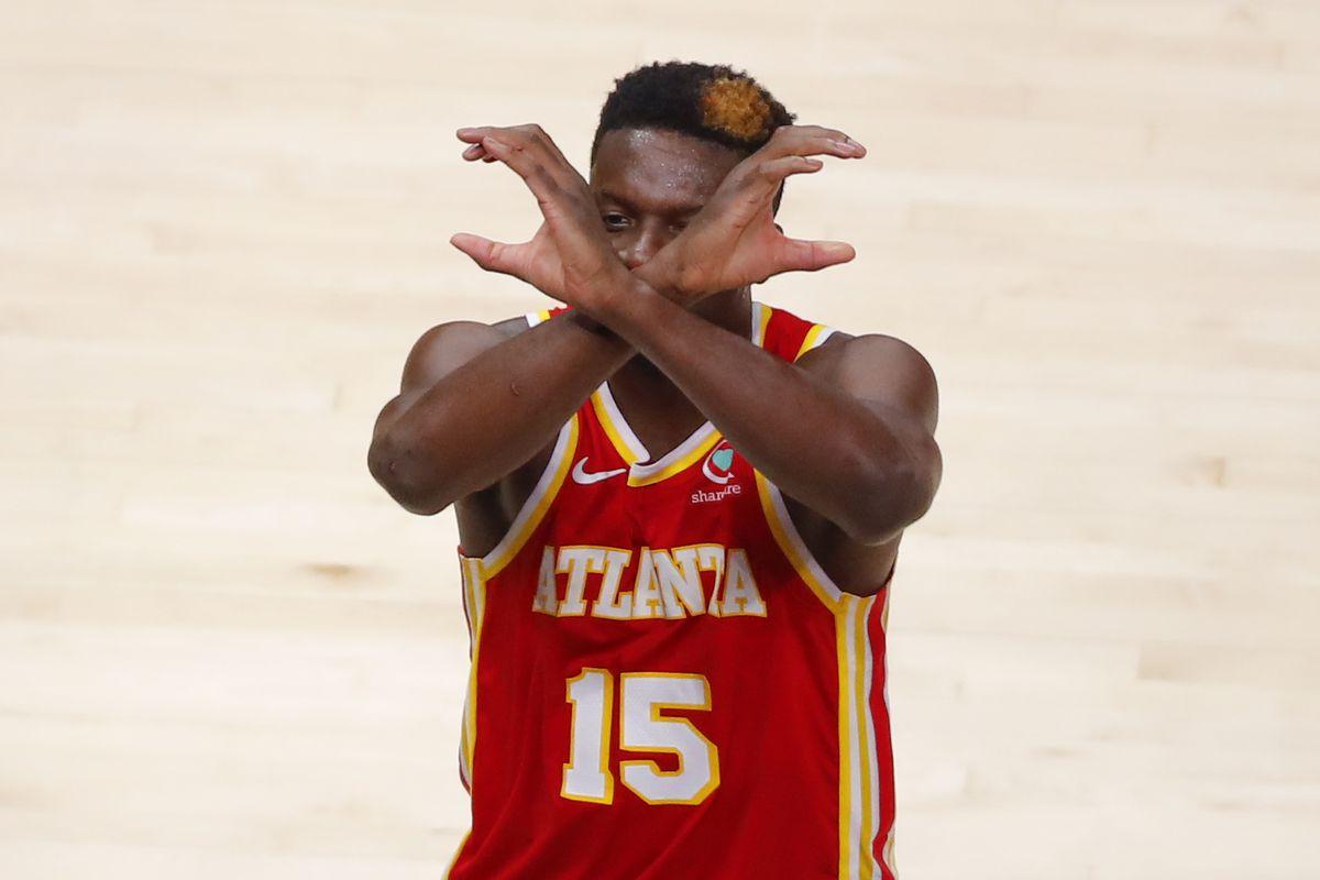 New York Knicks v Atlanta Hawks - Game Three