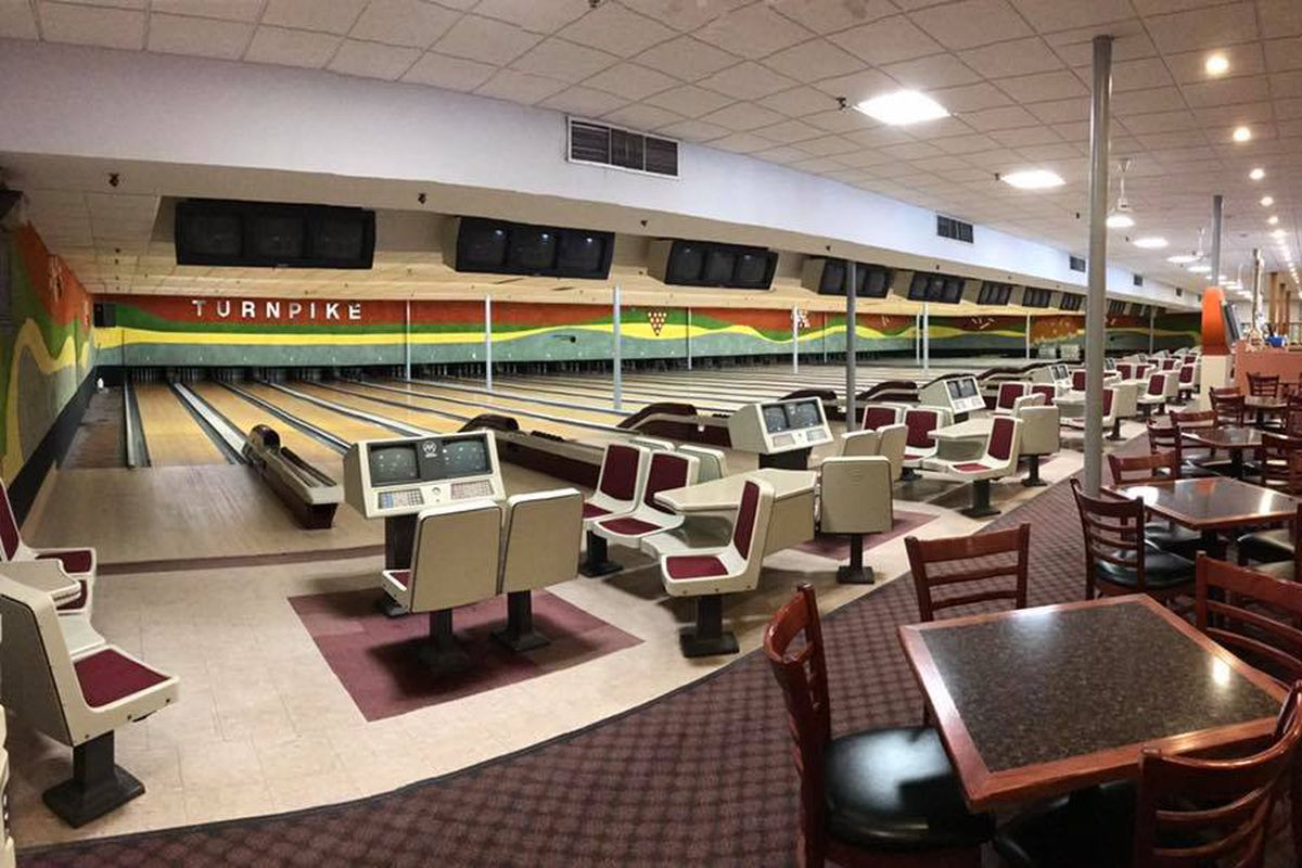 Menu | Bellaire Lanes & Games
