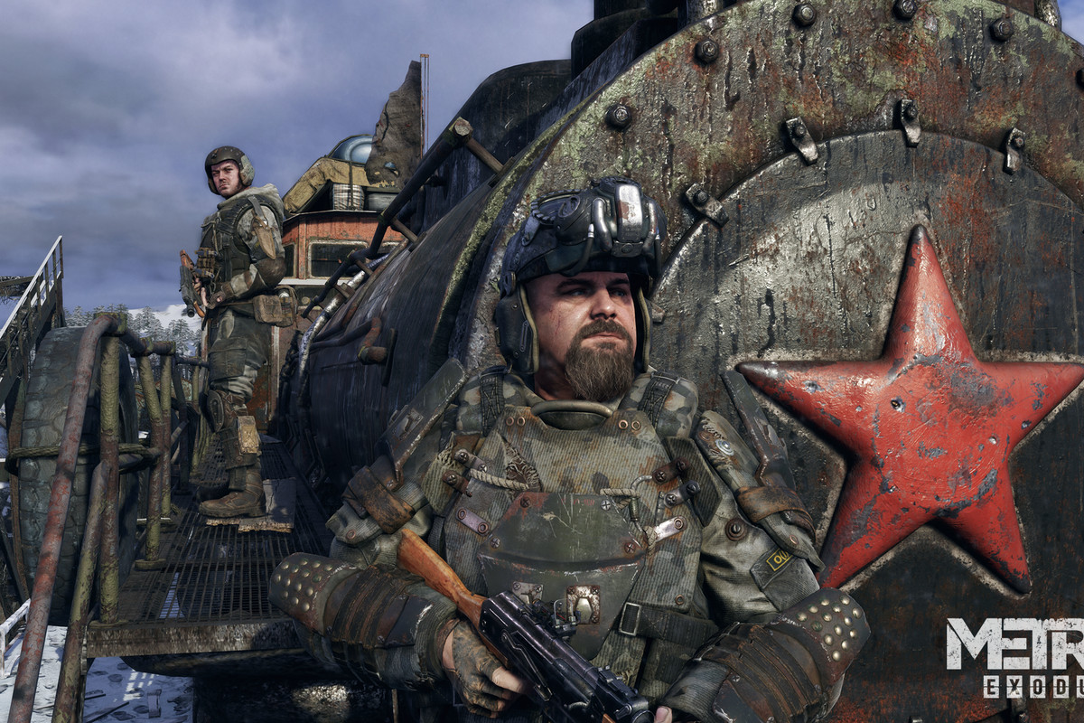 Metro Exodus is the latest game to ditch Steam for Epic's game store