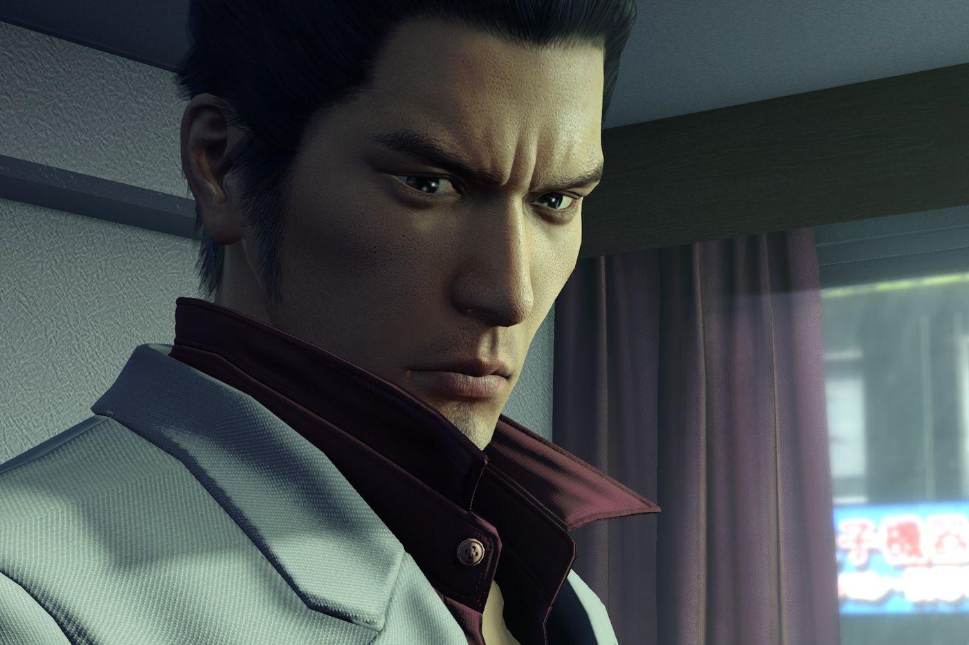 Sega Developing Live Action Yakuza Movie Polygon