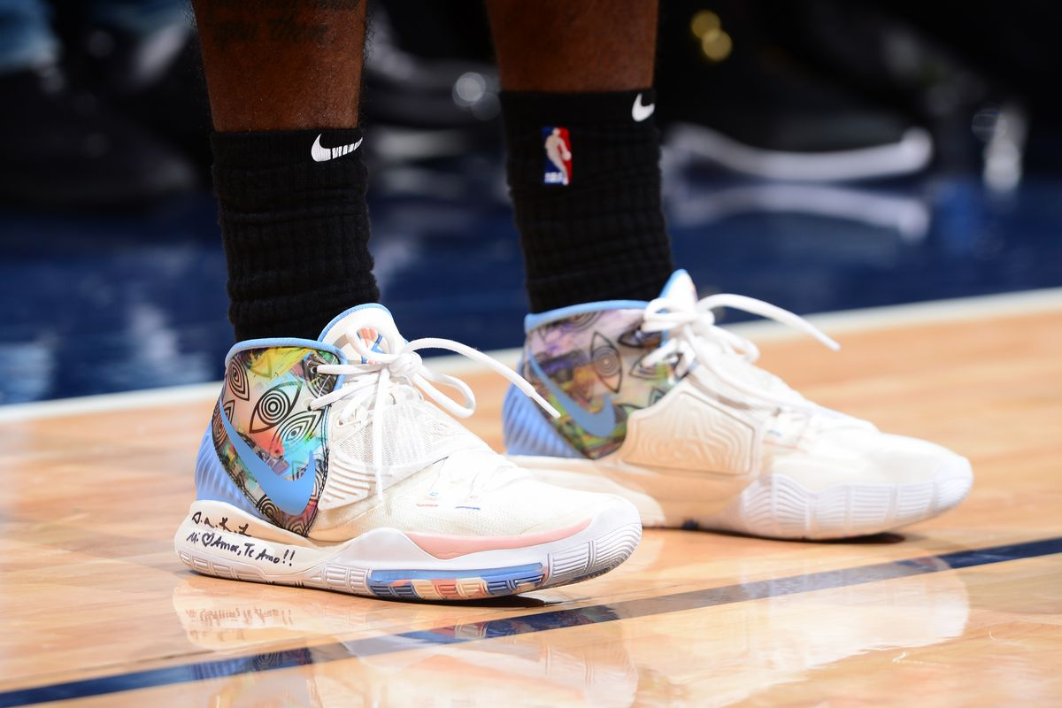 In the world of sneakers, Kyrie Irving reigns supreme