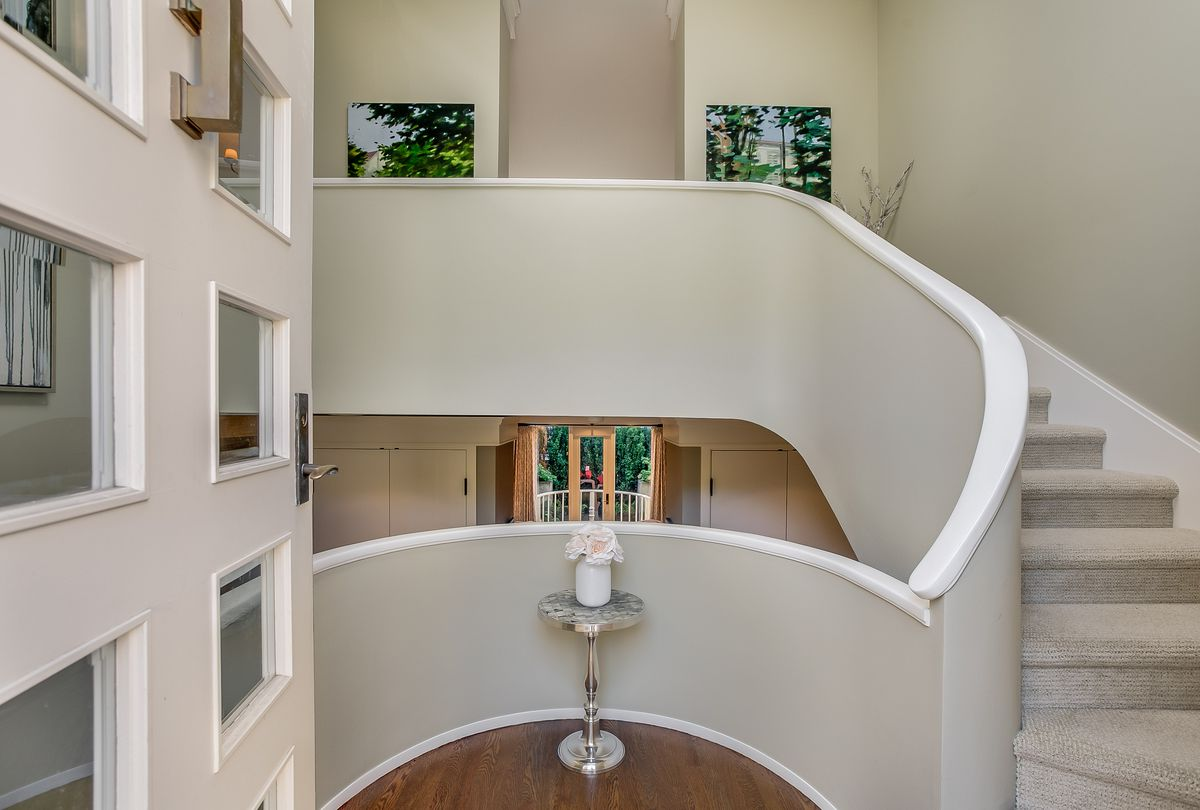 Ralph Anderson Home In Capitol Hill Lists For 2m Curbed Seattle - 100-wood-and-stone-house
