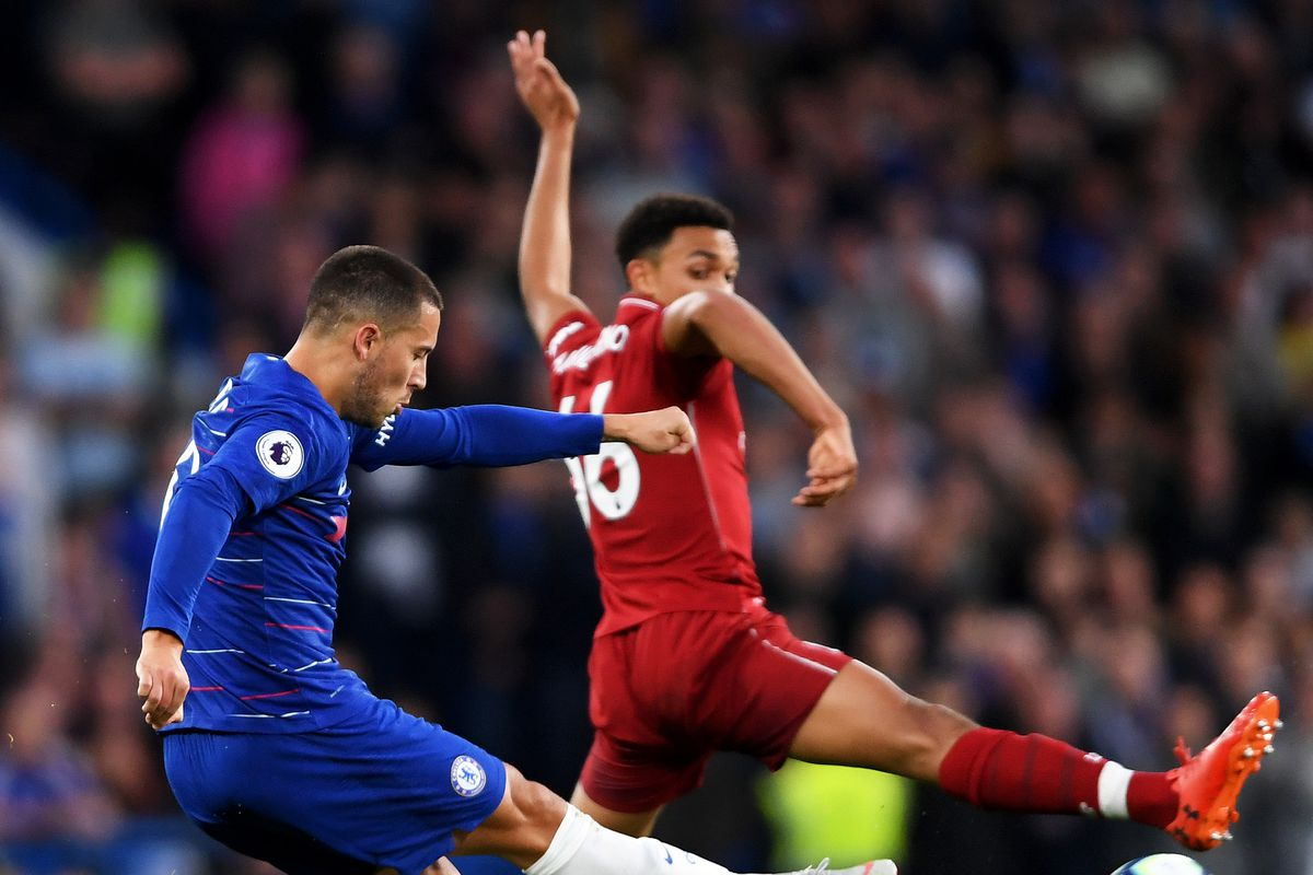 Image result for chelsea 1-1 liverpool