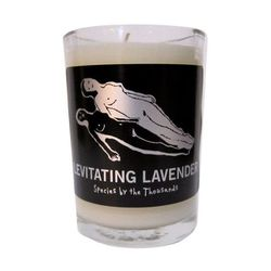 """Species By the Thousands Levitating Lavender candle, <a href=""""http://speciesbythethousands.com/collections/apothecary/products/lavender-candle"""">$32</a>"""