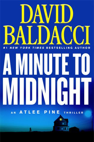"""""""A Minute to Midnight"""" by David Baldacci."""