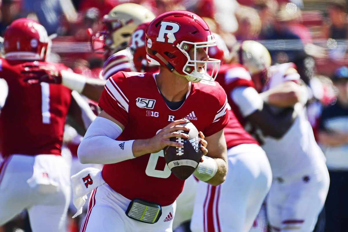 Instant Reaction: Rutgers Football downed by Boston College 30-16