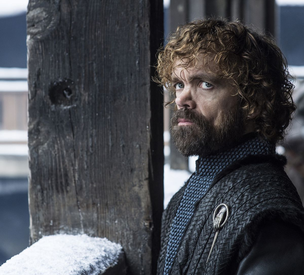 Game of Thrones season 8 - Tyrion Lannister at Winterfell