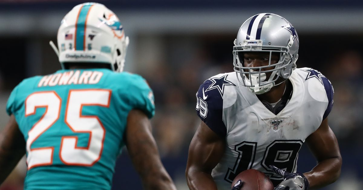 Grading the Cowboys 31-6 victory over the Dolphins