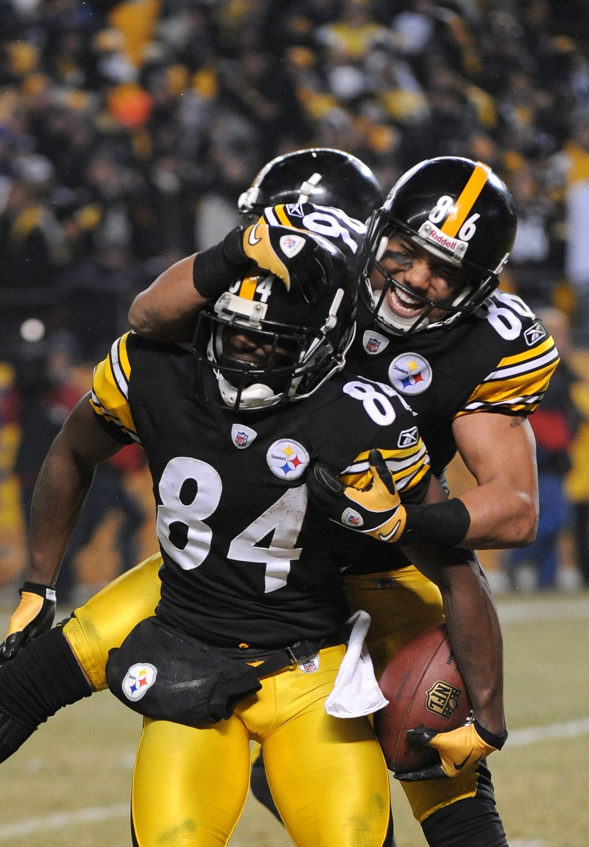 Divisional Playoff - Baltimore Ravens v Pittsburgh Steelers