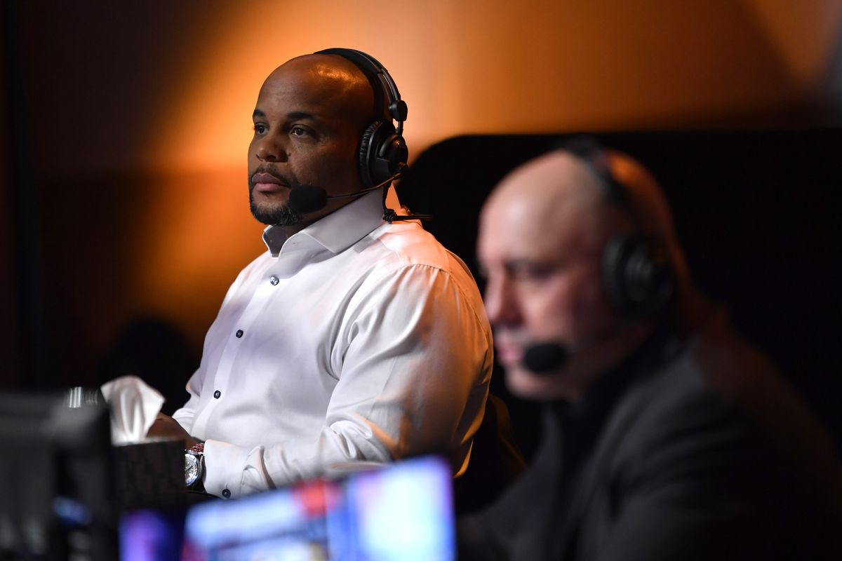 Daniel Cormier under fire for 'hurtful' commentary following UFC 256 eye injury - MMAmania.com