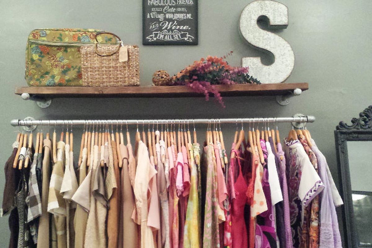 Slone Vintage took over Wax Poetic's former space last fall.