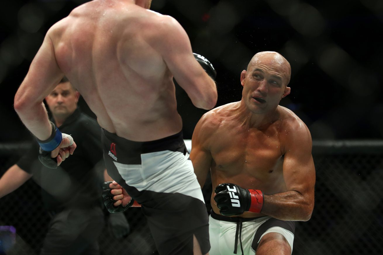 community news, UFC Fight Night 112 payouts and salaries: BJ Penn banks $150k for Oklahoma loss