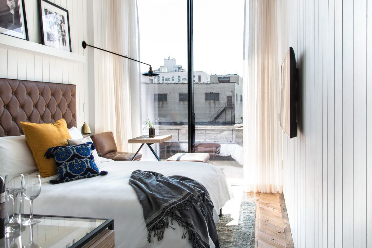 Williamsburg S Newest Hotel Is Now Open Curbed Ny