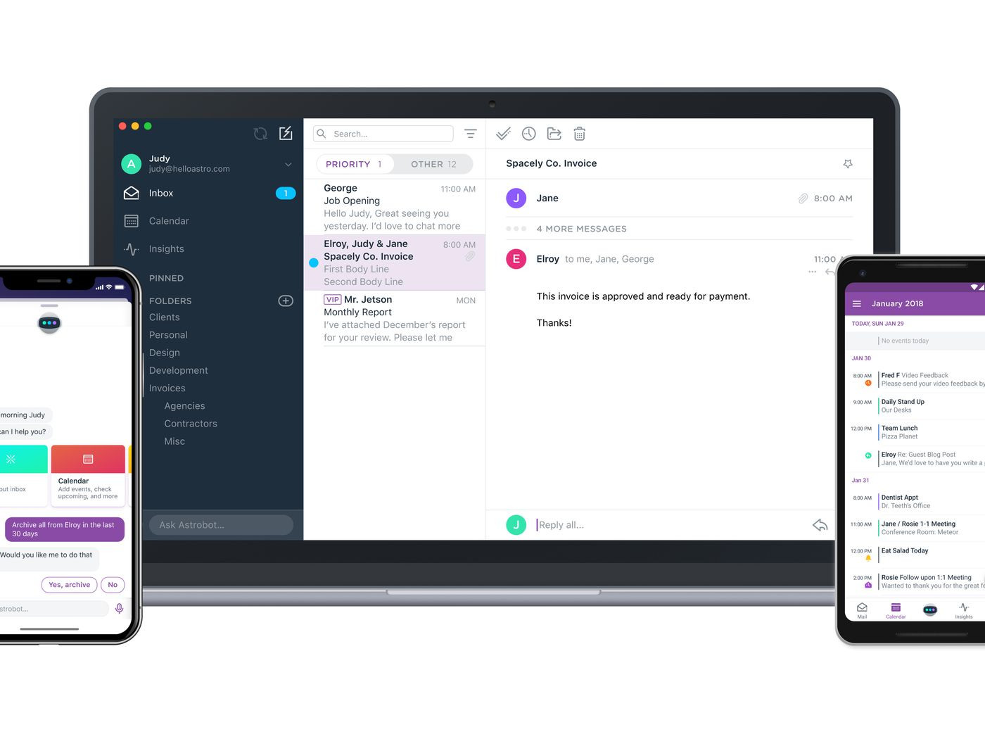 productivity apps for busy professionals