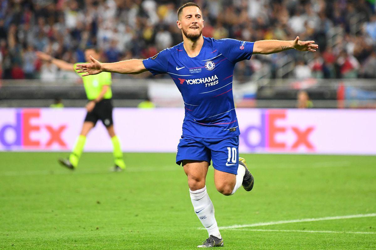 Eden Hazard - Chelsea - Premier League